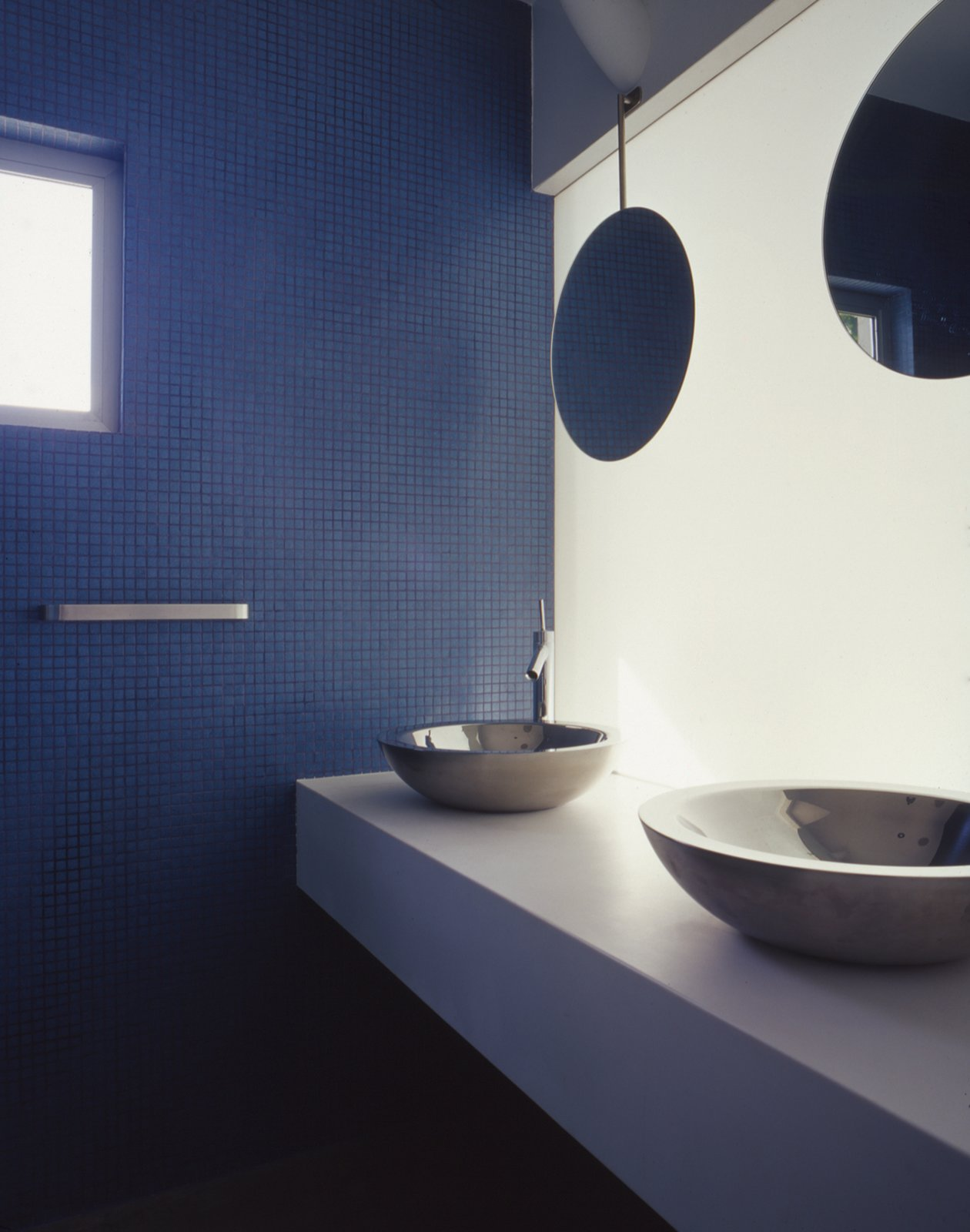 Here, the bathroom in the States Street Tandem house.  Photo 6 of 7 in Architecture + the City Kicks Off