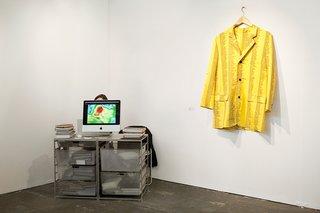 "Magazzino at the Armory Show, NY 2010. From the Series ""Art Fares"""