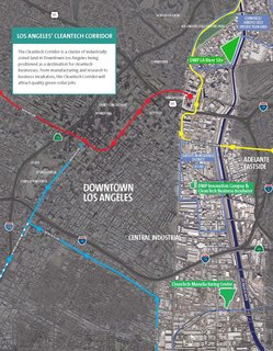 Winners: Cleantech Corridor Competition
