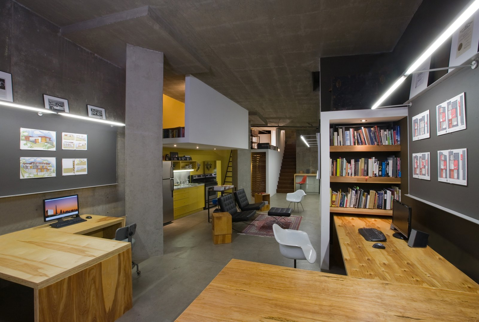 san diego cadres by erika heet dwell. Black Bedroom Furniture Sets. Home Design Ideas