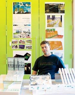 Landscape Architect Marcel Wilson
