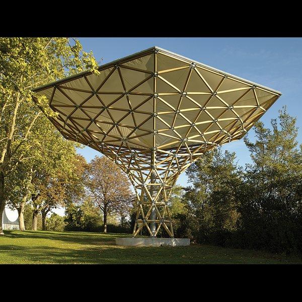 Vasareley Pavilion by Shigeru Ban