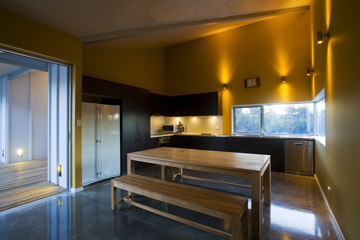 The open kitchen and dining area.  My Taste from Adventures in Oz