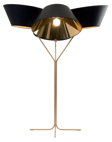 Quadrifoglio Floorlamp, Sophie Larger, 2009.