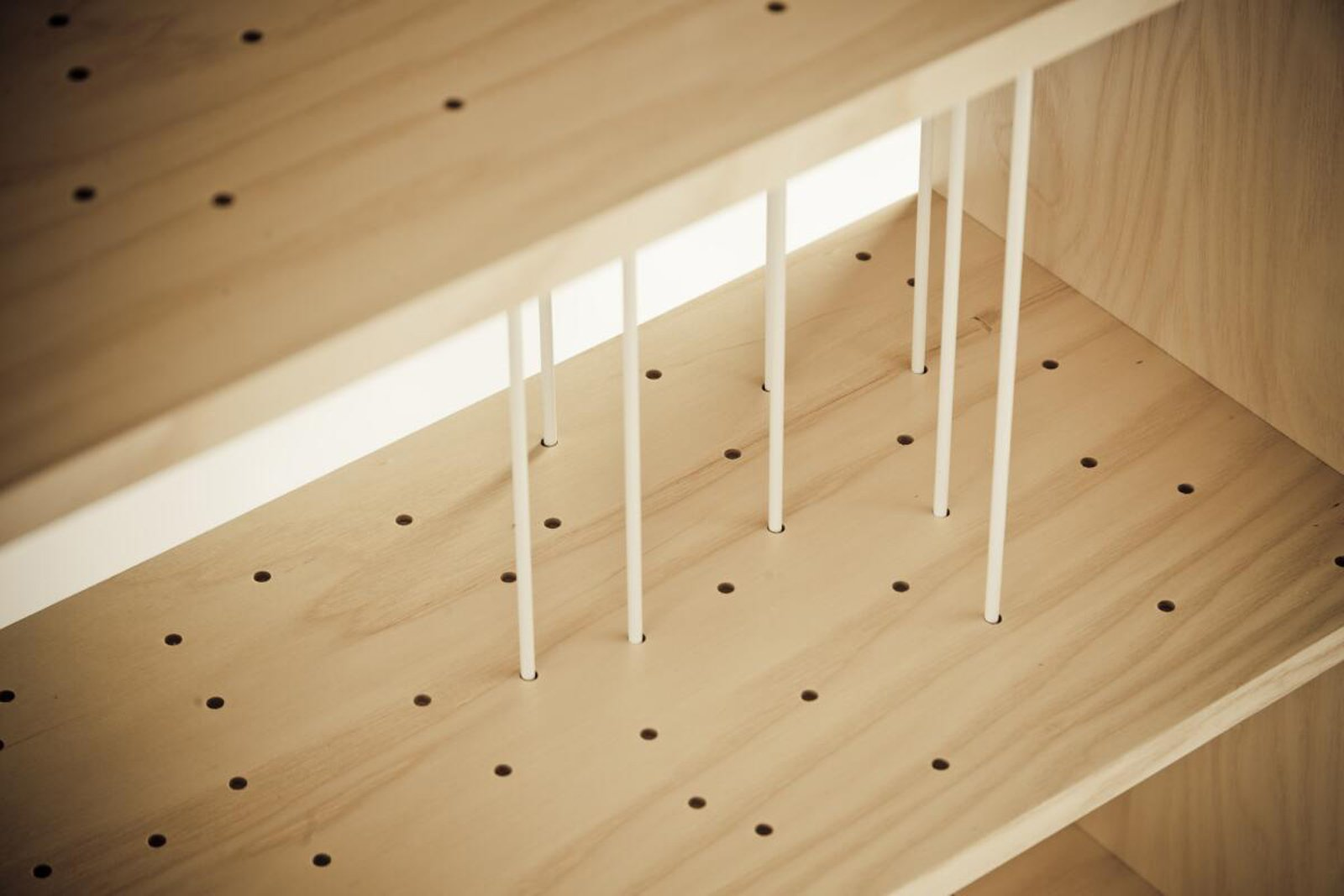 Here's a closer look at the Otto bookcase.  Photo 6 of 7 in Data Modern Furnishings