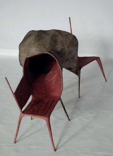 Lover's Chair by Nacho Carbonell.