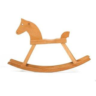 Rocking Horse, 1936, by Kaj Bojesen (1886-1958). More information
