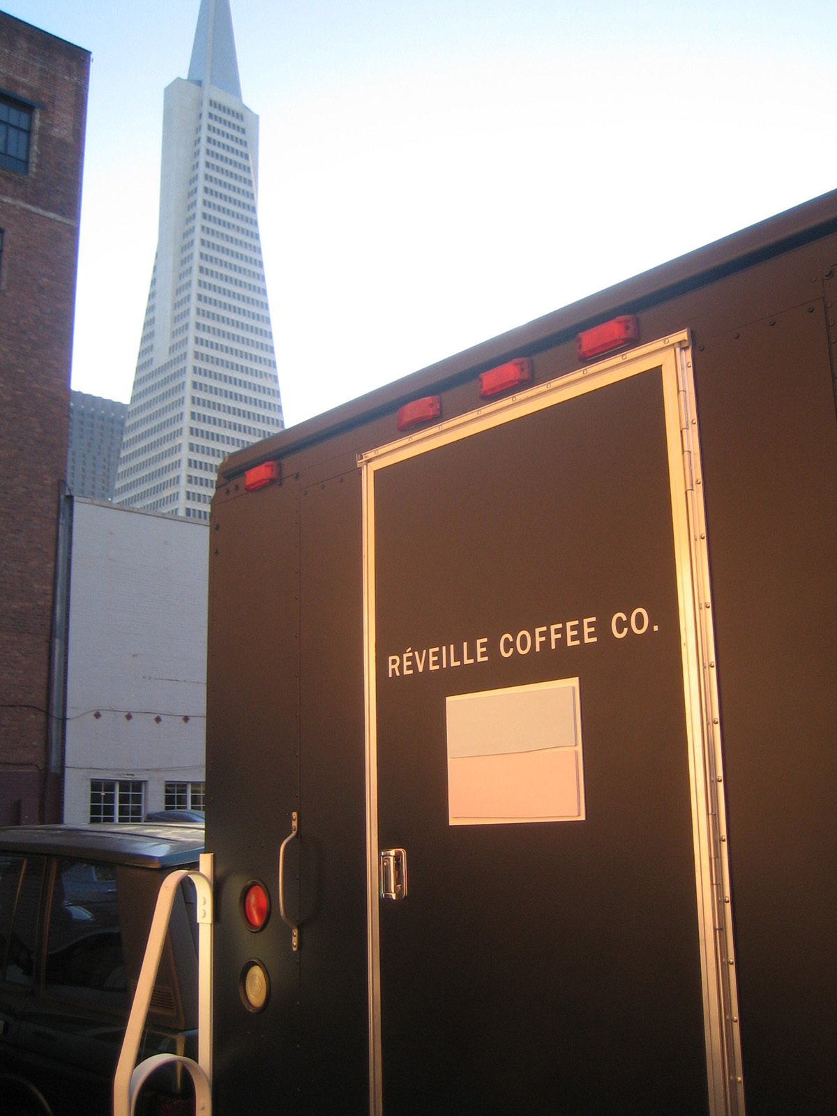 Coffee and San Francisco!  Photo 7 of 8 in Réveille Coffee Company Truck