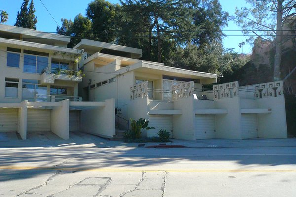 Bestor also pointed out the Rudolf Schindler-designed Bubeshko Apartments on Griffith Park Boulevard, which were recently renovated by the local DSH Architects.  An Architect's Guide to Silver Lake by Jaime Gillin