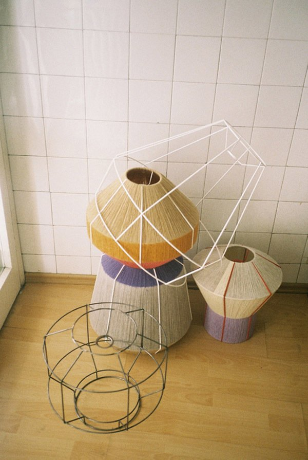 """The Ana Kras-designed """"Bonbon"""" lamp.  Photo 6 of 9 in Friday Finds 1.14.11"""