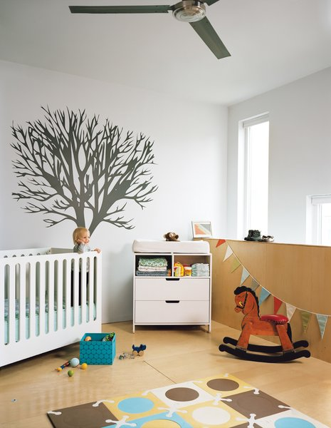 20 Cool Cribs for the Modern Baby