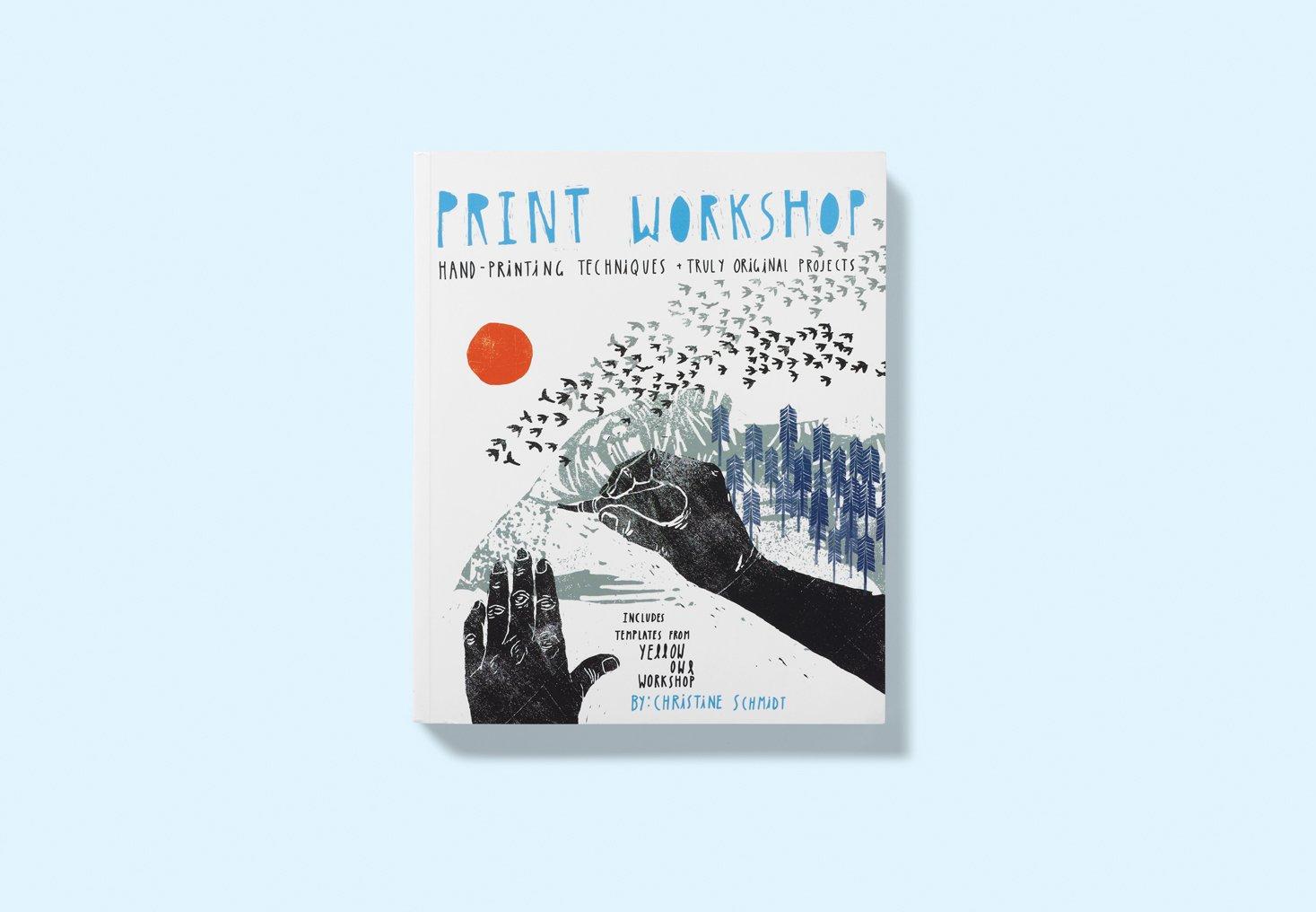 Photo 3 of 3 in Print Workshop