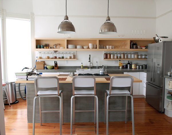 Read more about the Lender-Wilhelm Residence in our special 100 Kitchens We Love issue, on newsstands April 5, 2011.