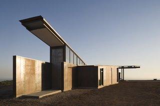Montecito Residence - Tom Kundig / Olson Sundberg Kundig Allen Architects