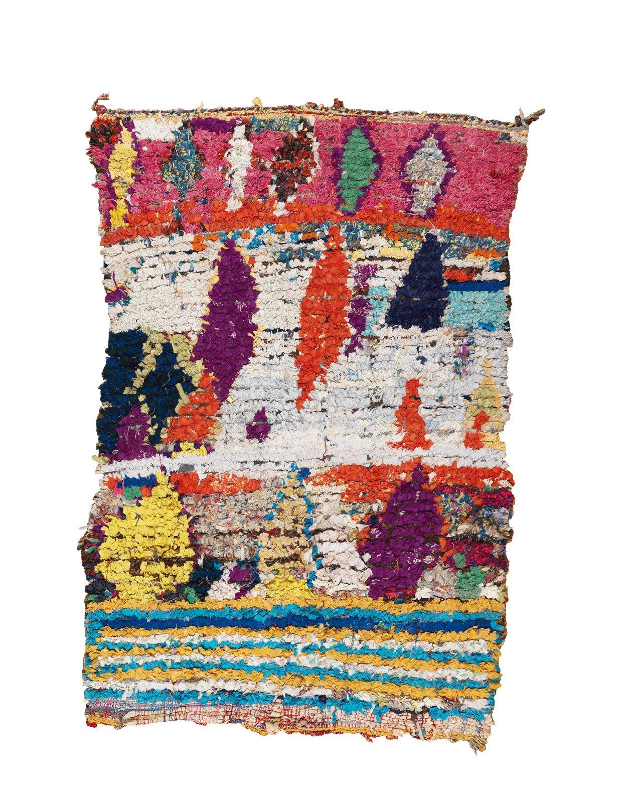 "A 4'6"" by 7' collage of stripes and diamonds, motifs found in traditional Moroccan carpets.  Search ""사설사다리총판구인 【텔레그램XZ114】 걱정 없는 정산에 확실한 보안 유지 토토본사 직원 총판구인 7"" from Berber Ragtime"
