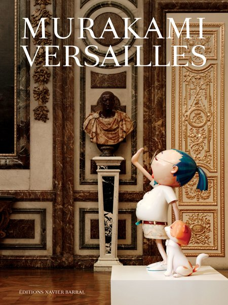 The cover of Murakami Versailles.  Photo 6 of 8 in Friday Finds 4.01.11