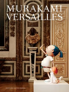The cover of Murakami Versailles.