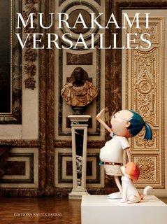 The cover of Murakami Versailles.