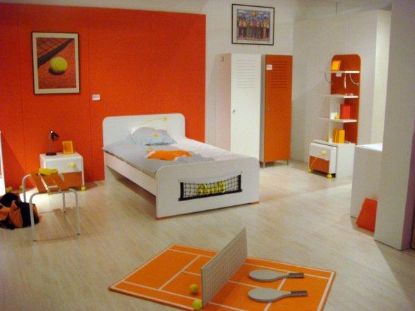 A charming children's bedroom by Gautier.