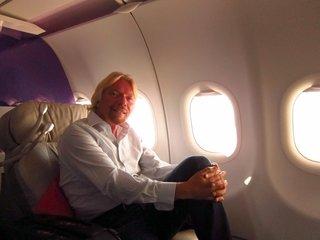 Virgin Territory: Richard Branson