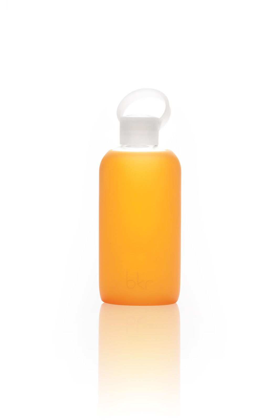 """The bkr in the bright orange """"Ripe"""" hue.  Photo 2 of 4 in The bkr Bottle"""