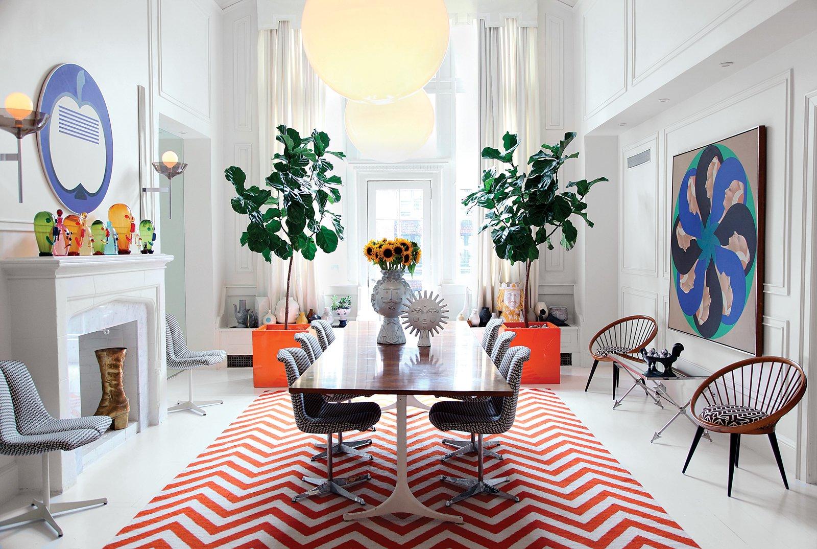 Jonathan Adler's showroom.  Jonathan Adler by Jordan Kushins