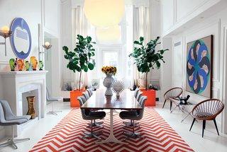 Jonathan Adler's showroom.
