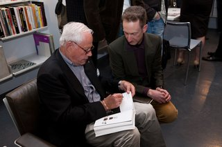 Dieter Rams at the 606 is 50 exhibition.