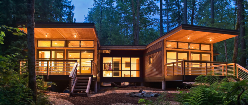8 Prefab Firms in Washington Aiming to Solve the Area's Housing Shortages
