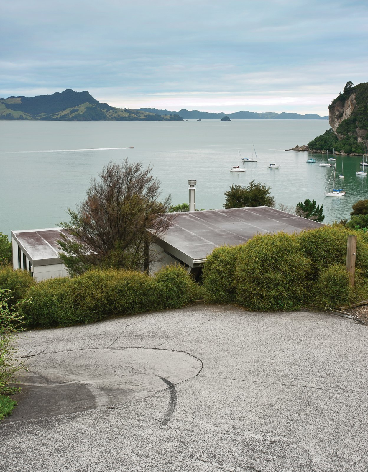 A short road leads to Maramaratotara Bay.  Photo 8 of 25 in Make Your Parents Happy by Building Them a House