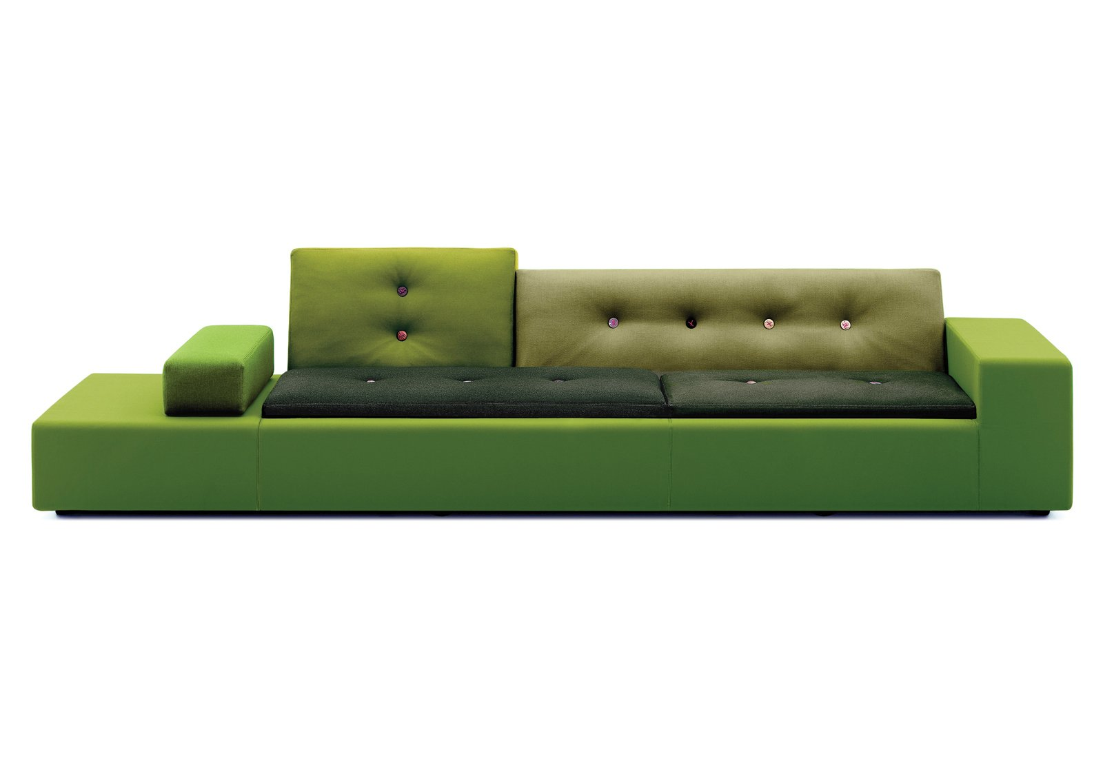 2005  Introduces the Polder sofa, Jongerius's first industrial piece of furniture and her first collaboration with Vitra.  Photo 10 of 12 in Future Classics, Circa 2050?