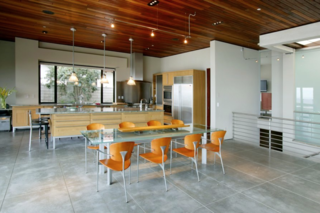 A kitchen design by Mark Singer, who will be talking about how the kitchen is the heart of the home at the Pacific Design Center on June 22nd.