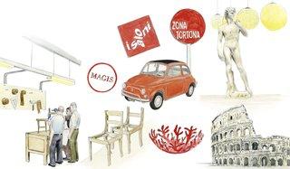 Un'Introduzione al Disegno Italiano