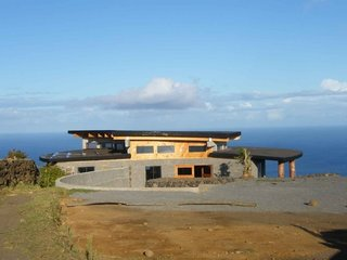 Easter Island's Visitor's Center