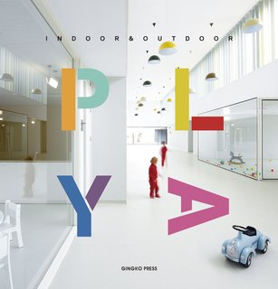 Play! is published in the United States by Berkeley-based company Gingko Press and will be on sale in September. The cover of the book features a nursery school in Pamplona, Spain, designed by Larraz Arquitectos. Though slightly sterile, the rooms created by the glass walls were designed to form spaces scaled to children (rather than leaving the layout as a vast open plan). The transparent walls let teachers be able to supervise many kids at once.