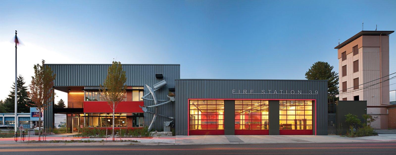 Seattle S Fire Stations Get An Overhaul Dwell