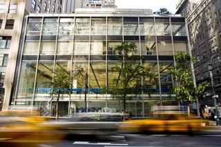 Konrad Fiedler  Abroad in New York. JPMorgan Chase at SW corner of Fifth Avenue and 43rd Street. 8/4/2008