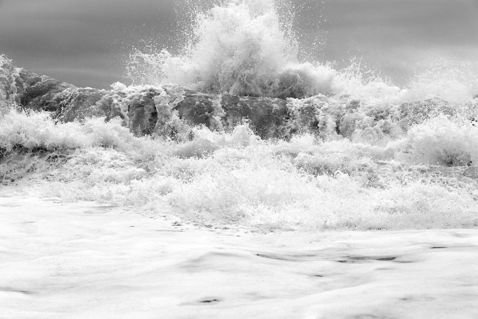 Hurricane LIV, by Clifford Ross  Photo 5 of 6 in Q&A with Artspace Founder