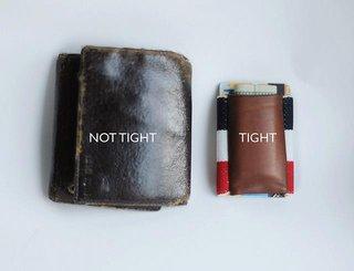 Jack Sutter's Tight Wallet.