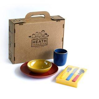 Children's dinnerware set by Heath Ceramics, $135.00.