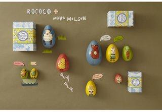 Donna Wilson Chocolates