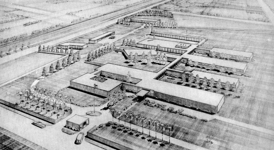 Doxiadis Associates, Sector 10 of the Partial Plan for Western Baghdad, Plan and Partial Construction: 1957-1958, Neighborhood of Al-Thawra (Sadr City), Part of the Partial Plan for Eastern Baghdad, Plan 1958, Construction 1961-1963, Baghdad, Iraq  Photo 7 of 10 in Architecture in Baghdad