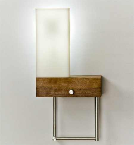 The Cubo in general lighting mode...  60+ Modern Lighting Solutions by Dwell from Cerno's Making-Of Videos