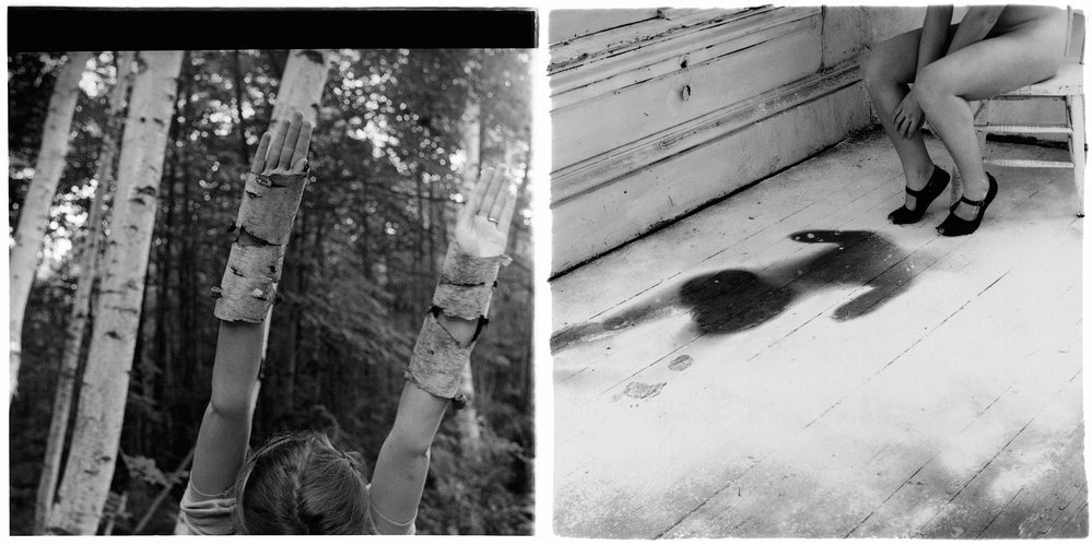 Photos by Francesca Woodman.  Photo 1 of 4 in Friday Finds 03.16.12