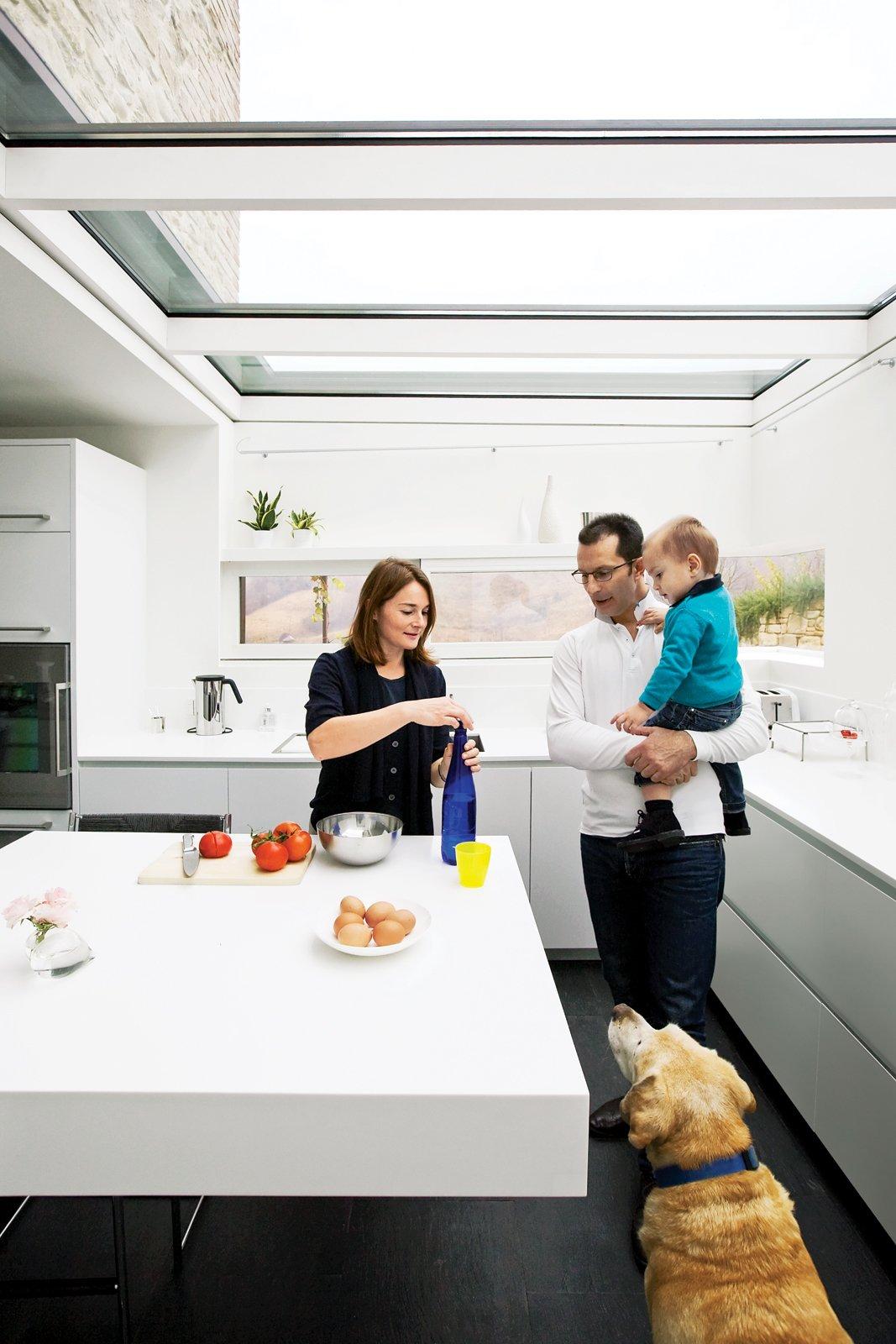 modern kitchen designs island