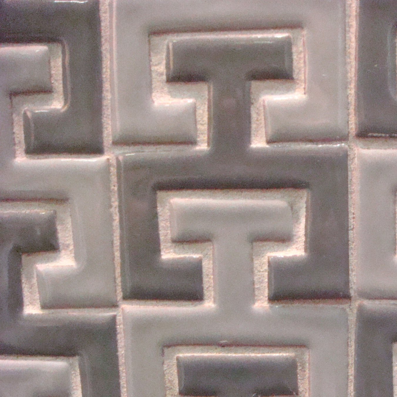 Here's another one of the designs by Kelly LaPlante for Fireclay Tile.  Photo 2 of 4 in Coverings 2012: Fireclay Tile