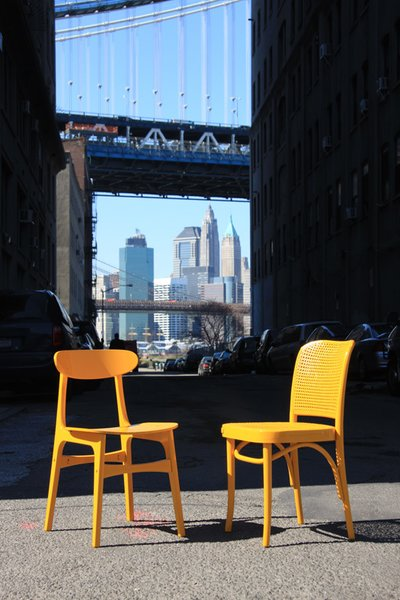 """Street Seats image courtesy of BSC Architecture  Search """"kiki sofa 2 seater sand hallingdal html"""" from Friday Finds 05.18.12"""