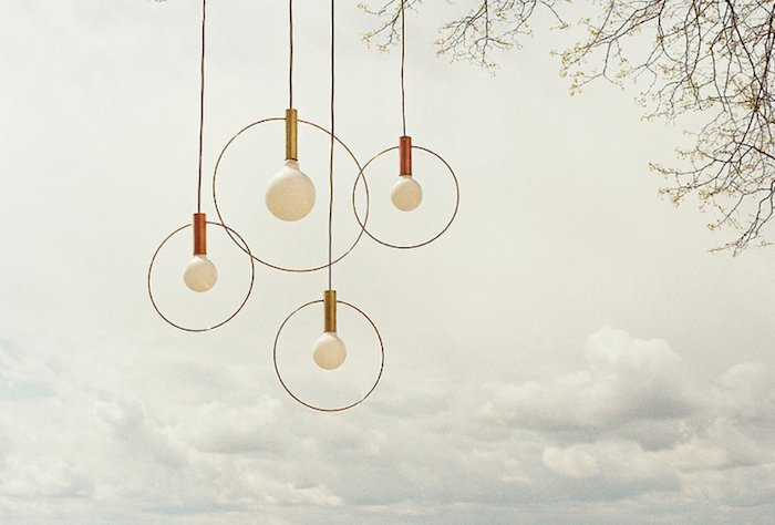 The new Aura pendants from Ladies and Gentlemen.  Photo 1 of 1 in A Chat with Remodelista: Market Highlights for 2012
