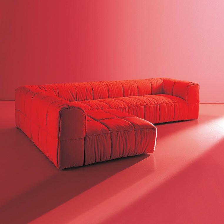 Cini Boeri, Strips sofa, 1972.  Designing Women by Kelsey Keith
