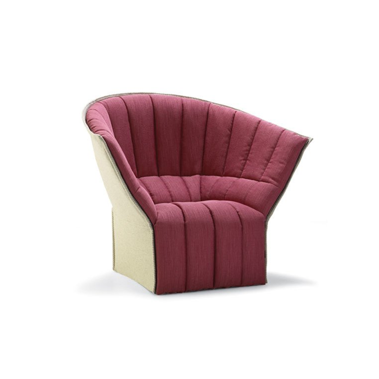 "Inga Sempé, Moel armchair, 2007.  Search ""joe colombo 4801 armchair"" from Designing Women"
